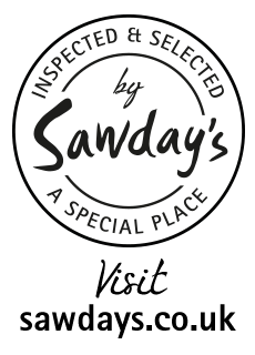 sawdays accreditation badge