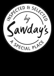 sawdays accreditation badge