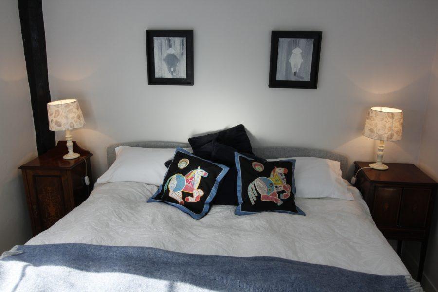 superkingsize comfortable double bedroom